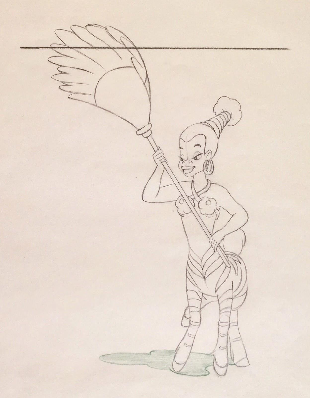 nubian animation