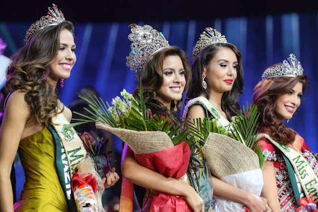 Katherine Espín Crown Miss Earth 2016