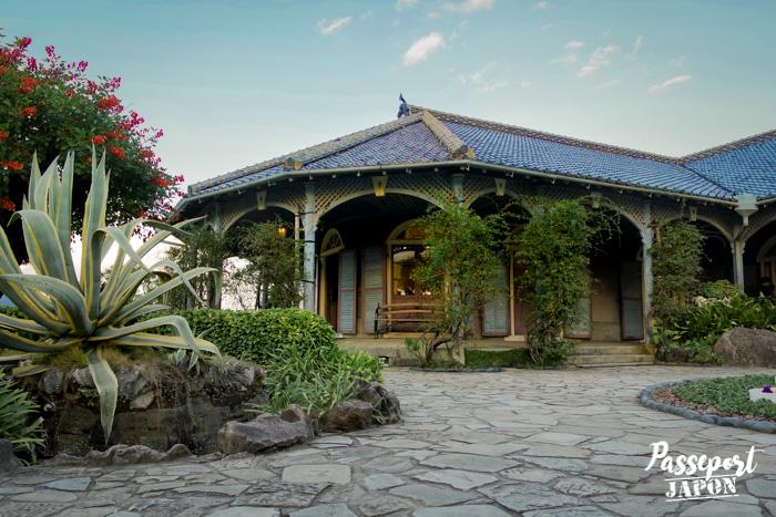 Glover residence à Glover Garden, Nagasaki, Kyushu