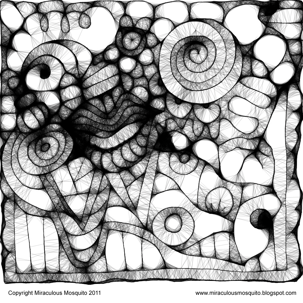 The Original Image, Drawn In 'Scribbler Too