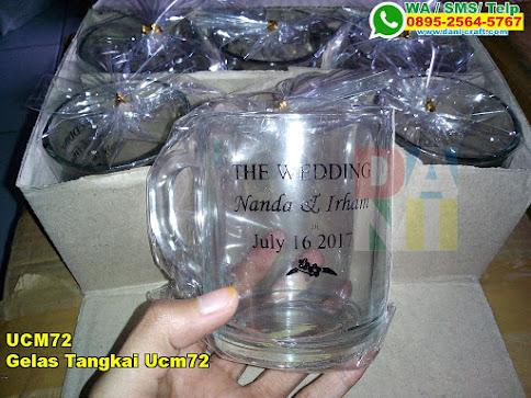 Grosir Gelas Tangkai Ucm72