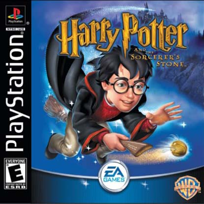 Harry Potter And The Sorcerers Stone (Português) - PS1 - ISOs Download