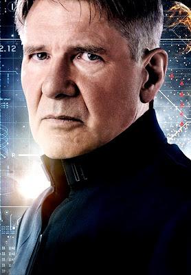 Harrison Ford în Ender's Game