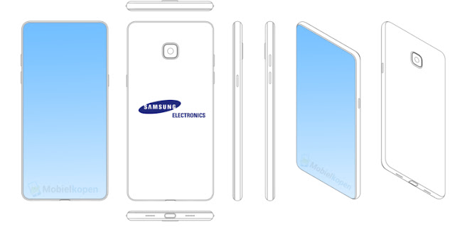 , Samsung Akan Memiliki HP Layar Takik, Mungkin Sebagai Galaxy S10, KingdomTaurusNews.com - Berita Teknologi & Gadget Terupdate