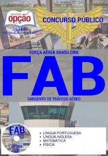 Apostila Download: FAB - Controle de Tráfego Aéreo (BCT) CFS 2017