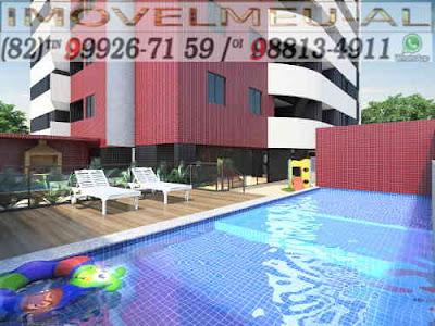 Salão de festas gourmet, piscina adulto e infantil com deck, churrasqueira,, pergolado, play ground.