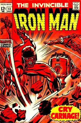 Iron Man #13, the Controller