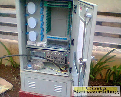 ODC (Optical Distribution Cabinet) - Cinta Networking