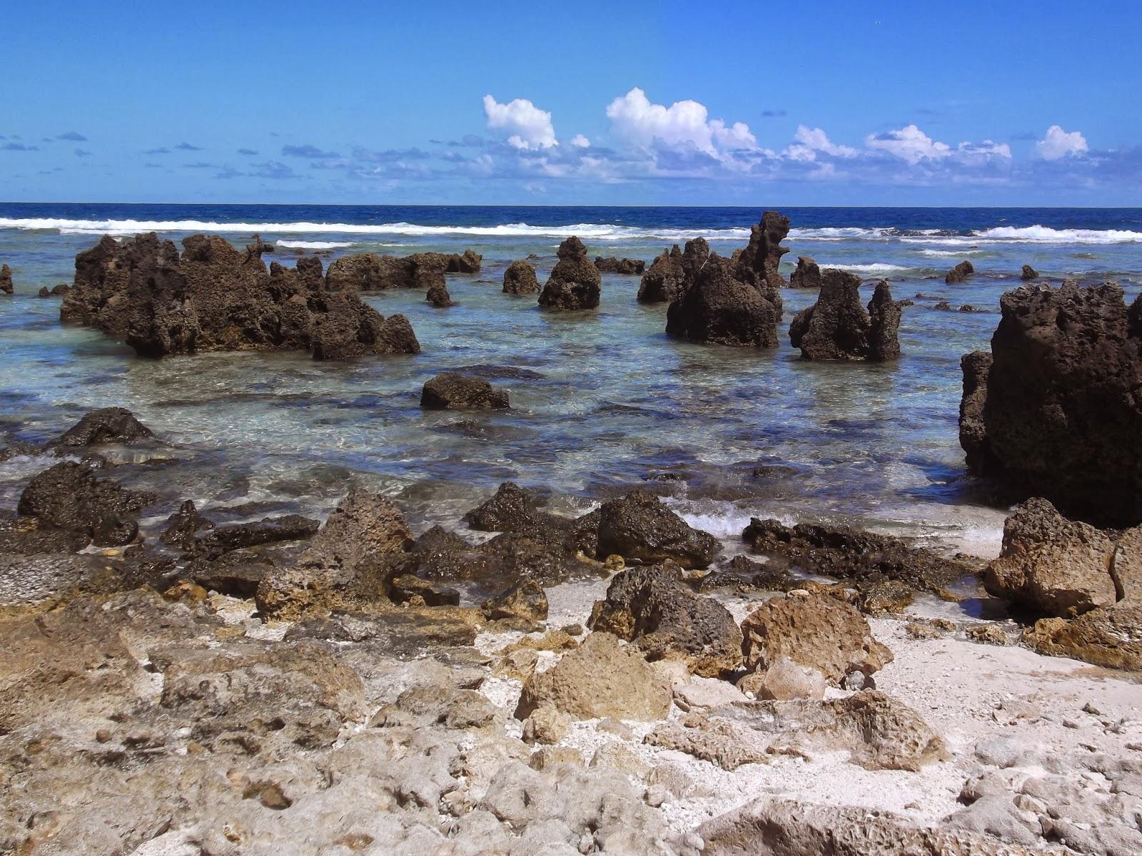 Jouljet Walking Nauru