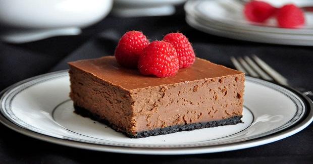 Royal Chocolate Cheesecake Recipe