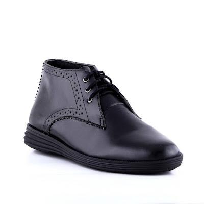Grosir Sepatu Kulit Pria