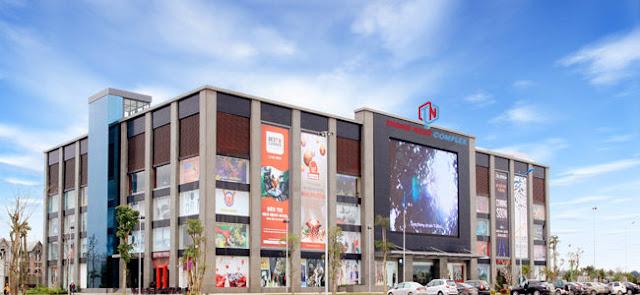 Trung tâm thương mại tại Thống Nhất Complex