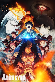 Ao No Exorcist: Kyoto Fujouou-hen -  2017 Poster