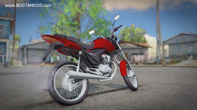 GTA SA - Honda Fan 150 ESDI 3