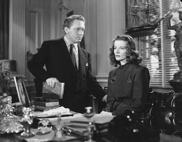 Кэтрин Хепбёрн и Спенсер Трейси: :Любовь на экране и в жизни. 2. «Хранитель пламени», 1943