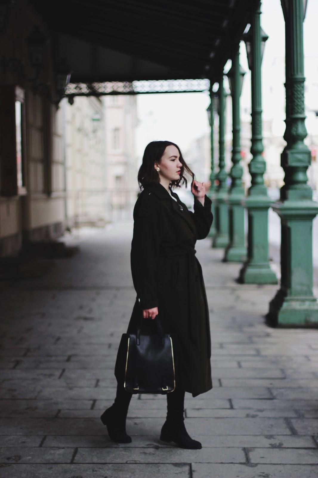 Fashion Blogger   Winter Look