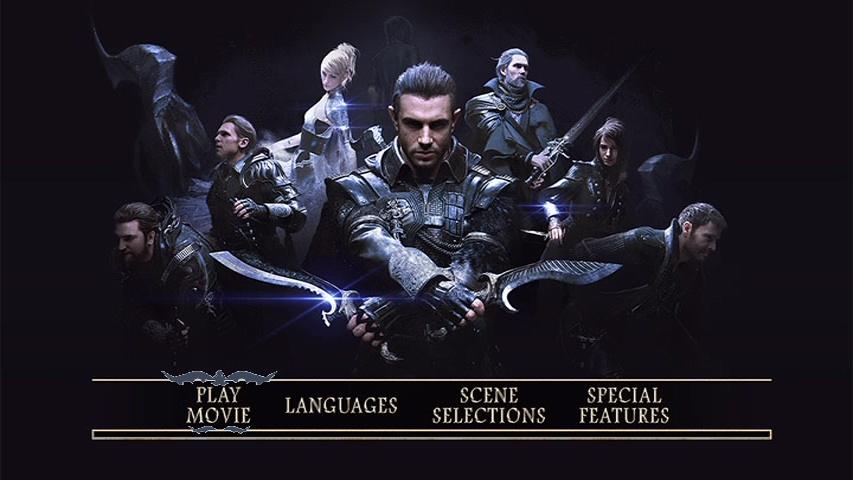 Kingslaive: Final Fantasy XV/Final Fantasy XV: La película