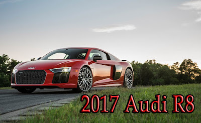 2017 Audi R8 5.2 V10 plus price - Otomotif Review