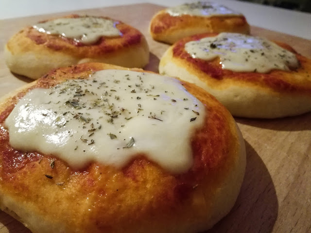 Pizzette del bar catanesi e siciliane