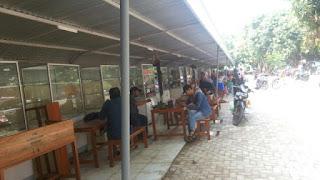 Shelter  Pedagang Di Prioritaskan Di Tempati Oleh Warga Kota Cirebon