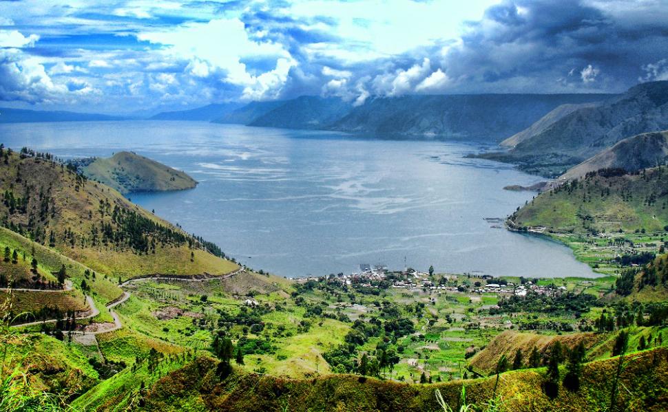 legenda danau toba cerita pulau samosir melihat misteri rh melihatmisteri com