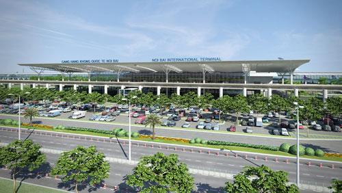 Sân bay nội bài 2 được đầu tư hơn 5 tỷ USD