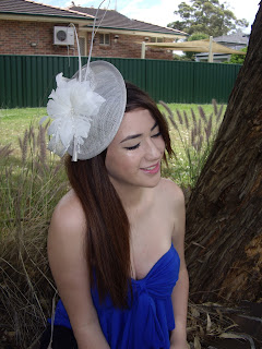 Equip Belle Flower Fascinator