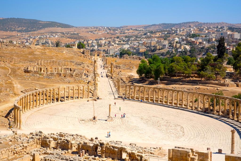 Liburan ke Jordan (Jerash dan Amman) - Jerash Oval Forum