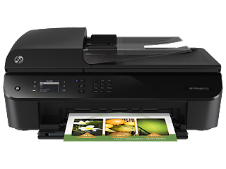 HP Officejet 4635 e-All-in-One Printer Driver Download