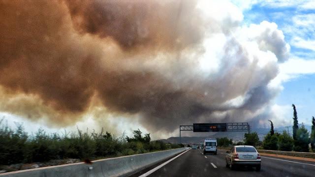 Σε κατάσταση Επιφυλακής όλες οι πυροσβεστικές υπηρεσίες της χώρας