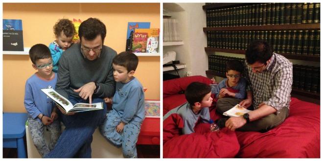 recopilación primeros libros infantiles con capitulos, leyendo en voz alta