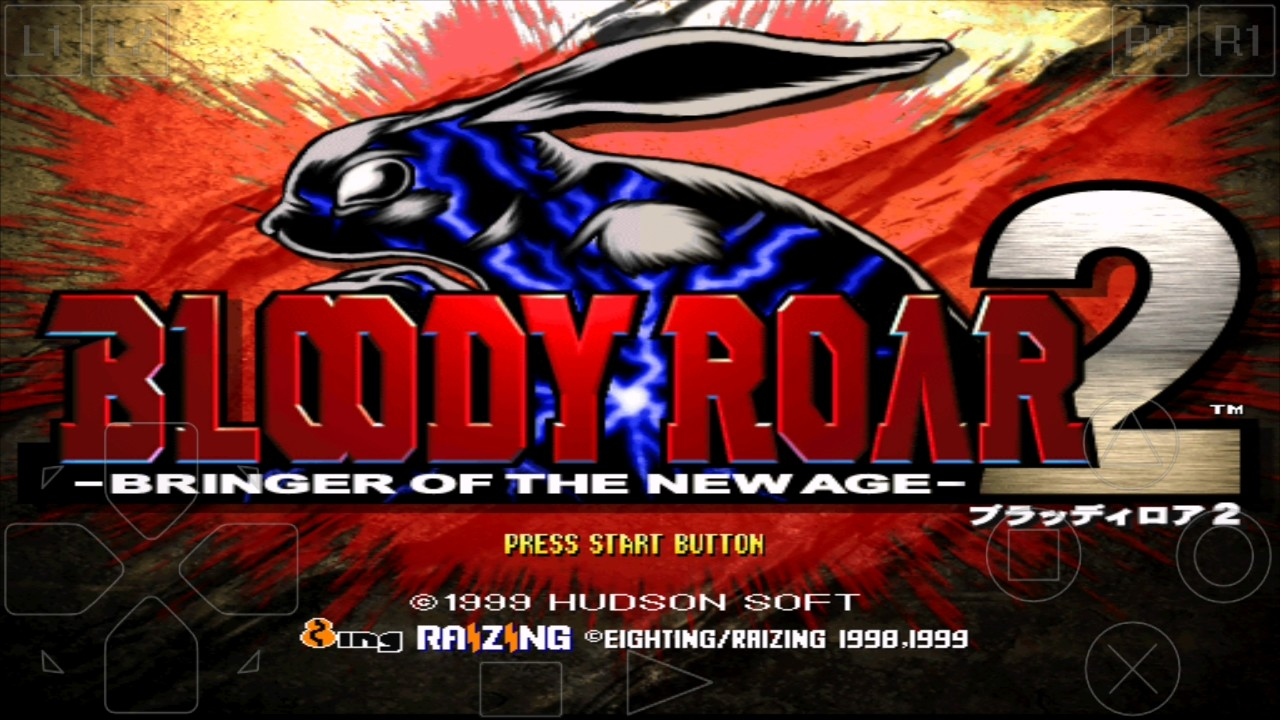 Resultado de imagen para Bloody Roar 2 para android