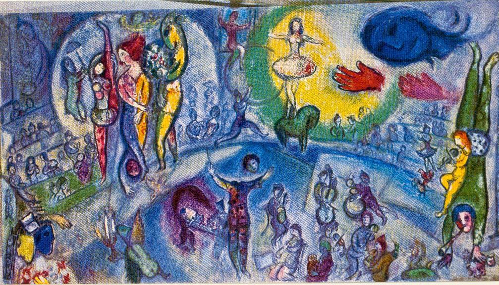 Le blog de marc gourion marc chagall for Chagall tableau