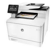 HP Color LaserJet Pro MFP M477fdw Driver Download