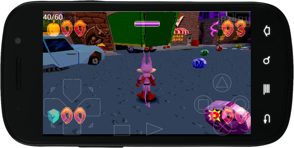 Jersey Devil   Android   Ps1