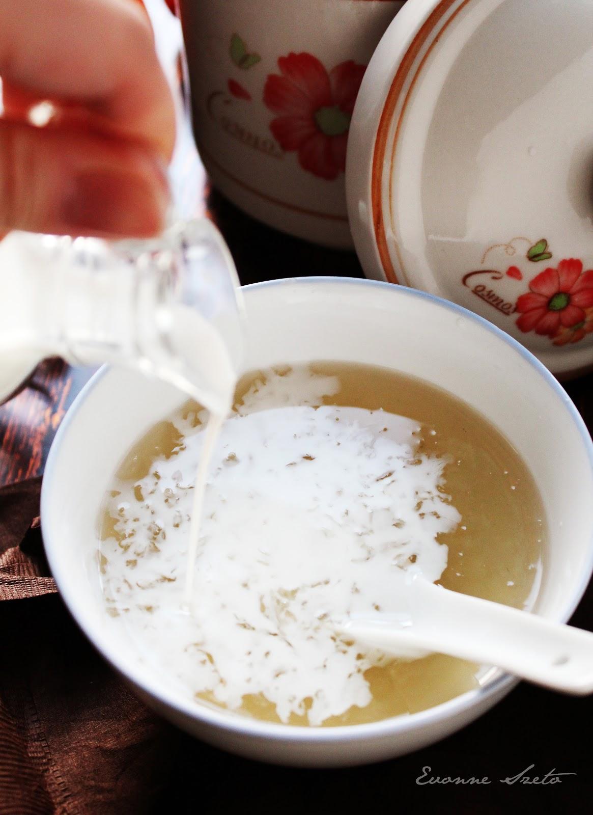 Swallows nest soup