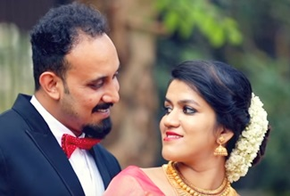 Kerala startling Wedding Highlight In Trivandrum | Ance & Mighy