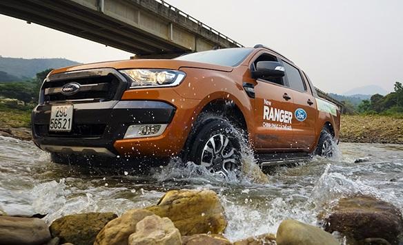Mục đích của tôi muốn mua chiếc bán tải Ford Ranger mới là gì