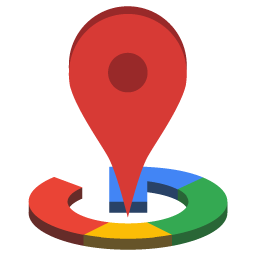 Preview of google maps Navigation icon