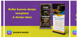 Download Banner Maker, Web Banner Ads, Roll Up Banners