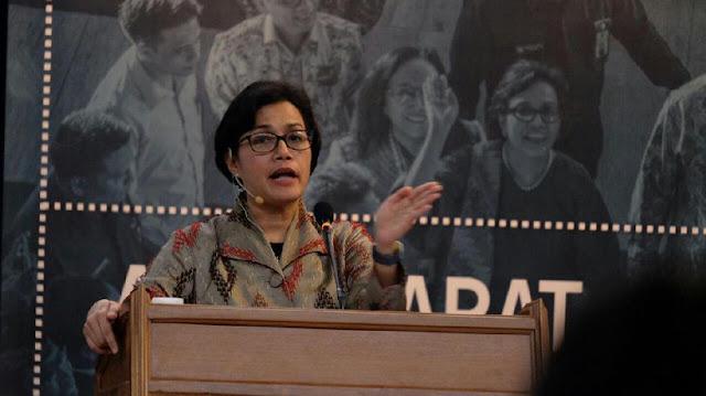 Satu Kepala Tanggung Utang Negara Rp. 13,2 Juga, Sri Mulyani Sebut Utang Untuk Sektor Produktif