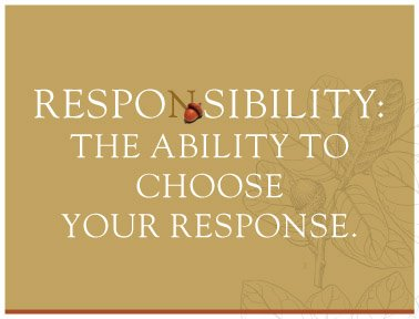 happiness through humanism being responsible