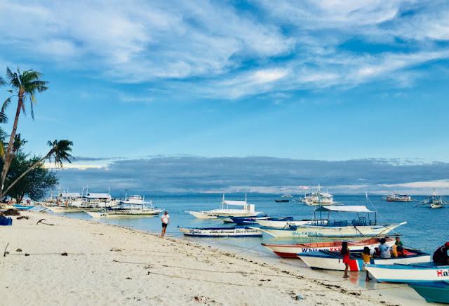 How to go to Malapascua Island - The Little Boracay in Cebu