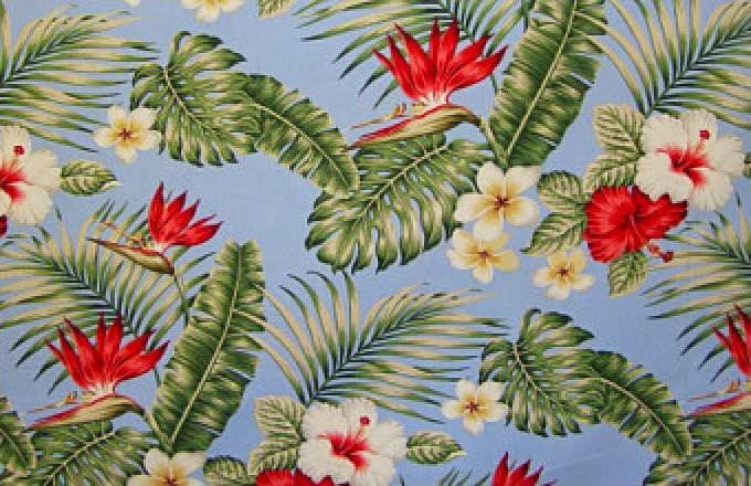Inspiraciones tropicales, una de las tendencias deco para esta primavera 2015