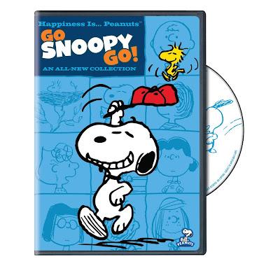 Go Snoopy Go
