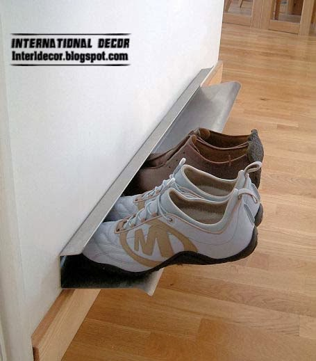 Idees And Solutions: The Best Original Shoe Storage Solution And Ideas