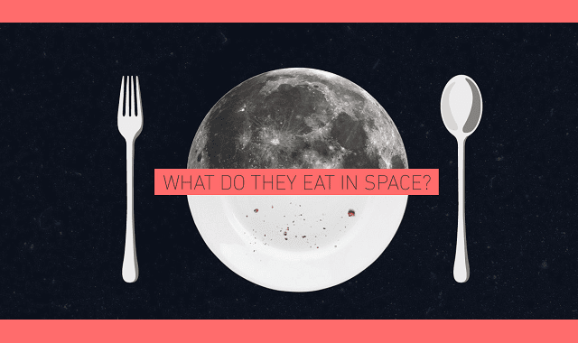 What Do They Eat in Space?