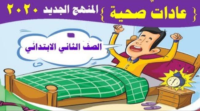 شرح لغويات درس كن متوازناً (قصة عادات صحية) - منهج العربي الجديد