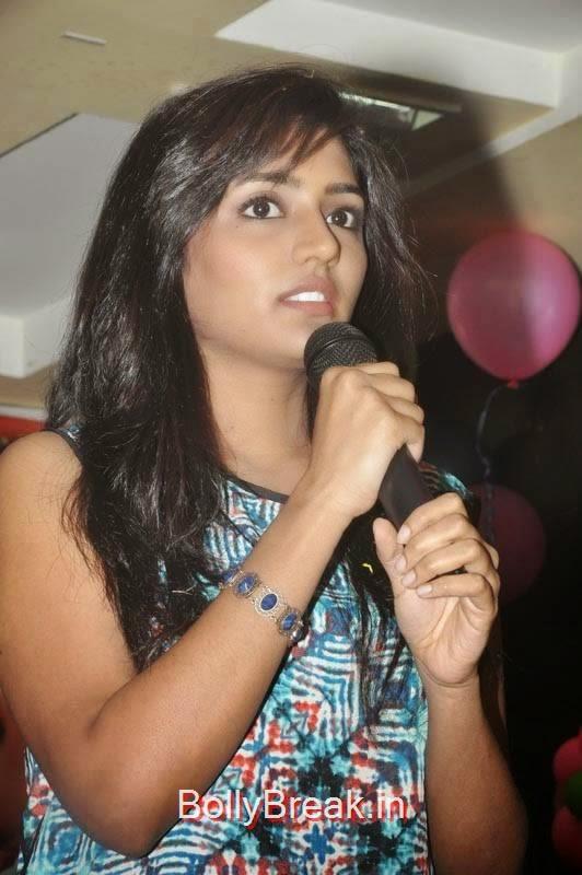 Eesha Unseen Stills, Eesha Hot Pics from EVV Yuva Kalavahini Guntur