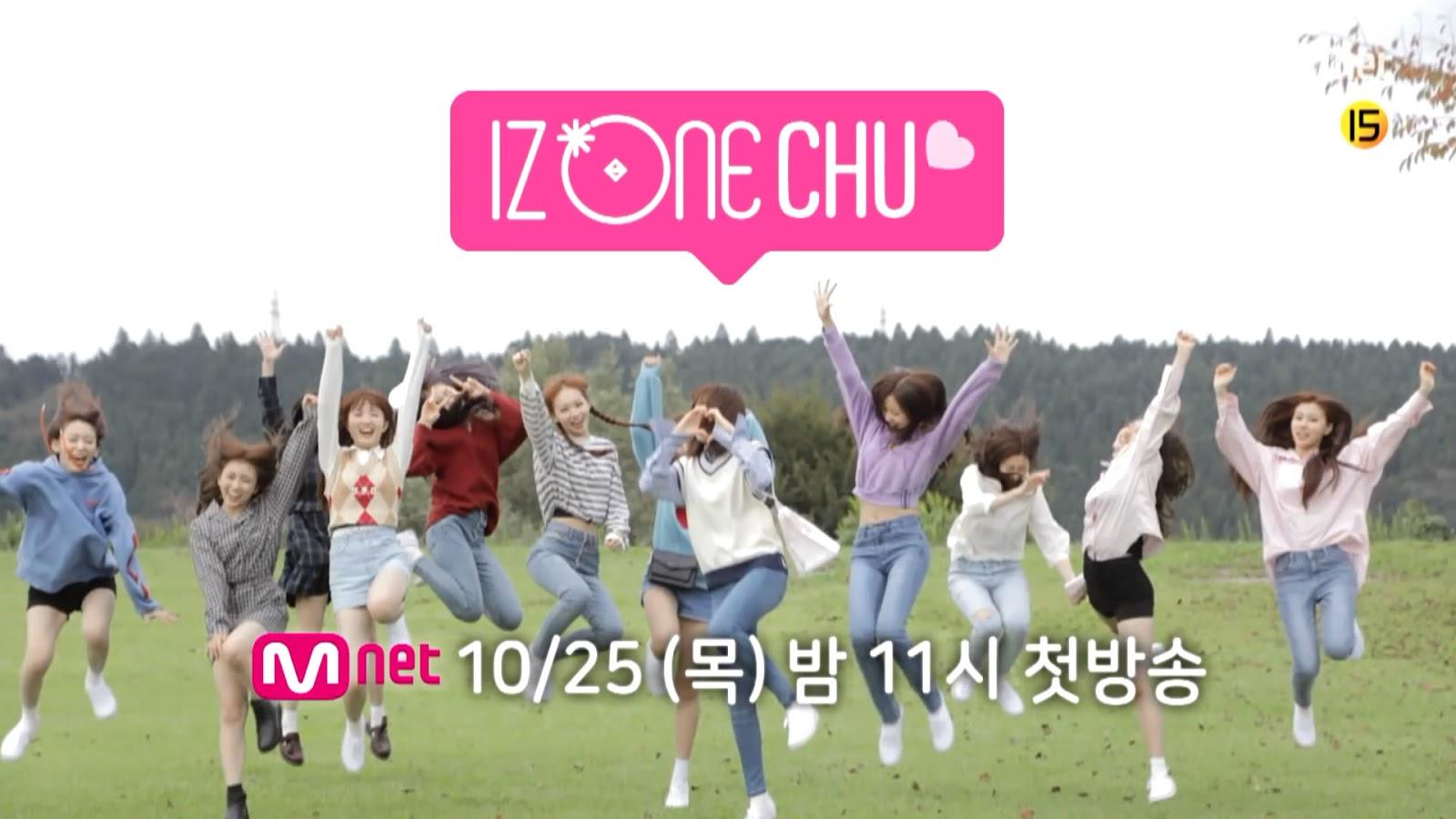 download izone chu season 2 episode 1 sub indo